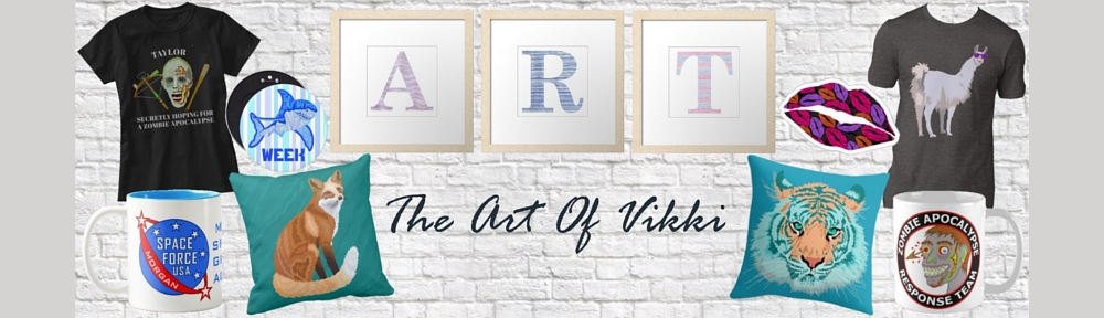 The Art Of Vikki